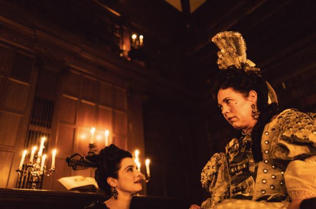 Anna e Sarah in una scena del film