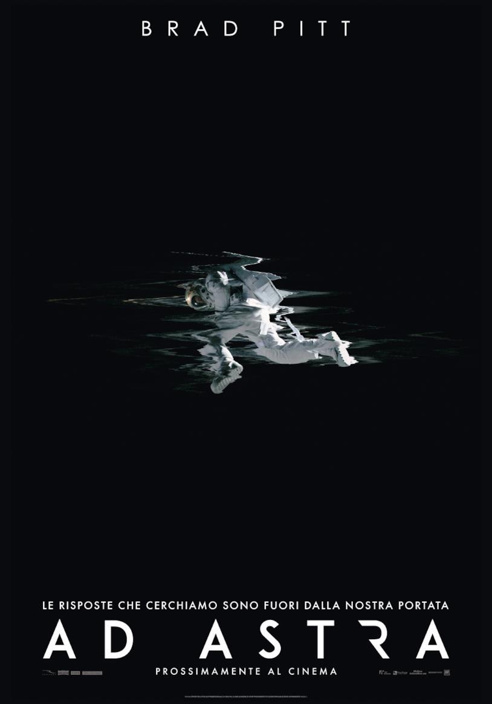 Il poster di Ad Astra