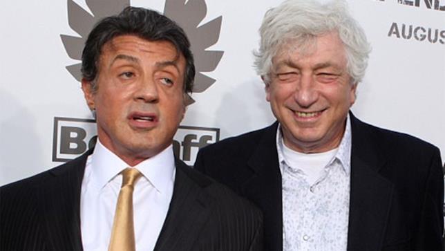 Sylvester Stallone con Avi Lerner
