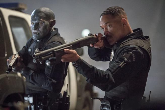 Bright, confermato il sequel del film con Will Smith