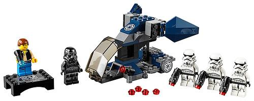 Immagine dell'Imperial Dropship LEGO