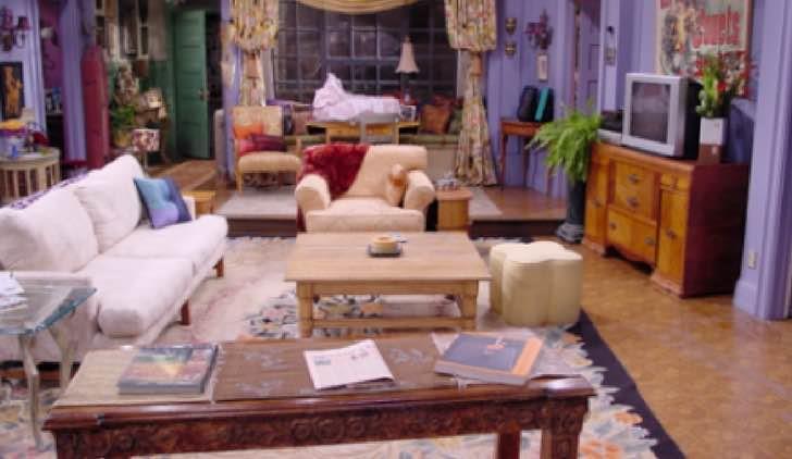 La casa di Friends
