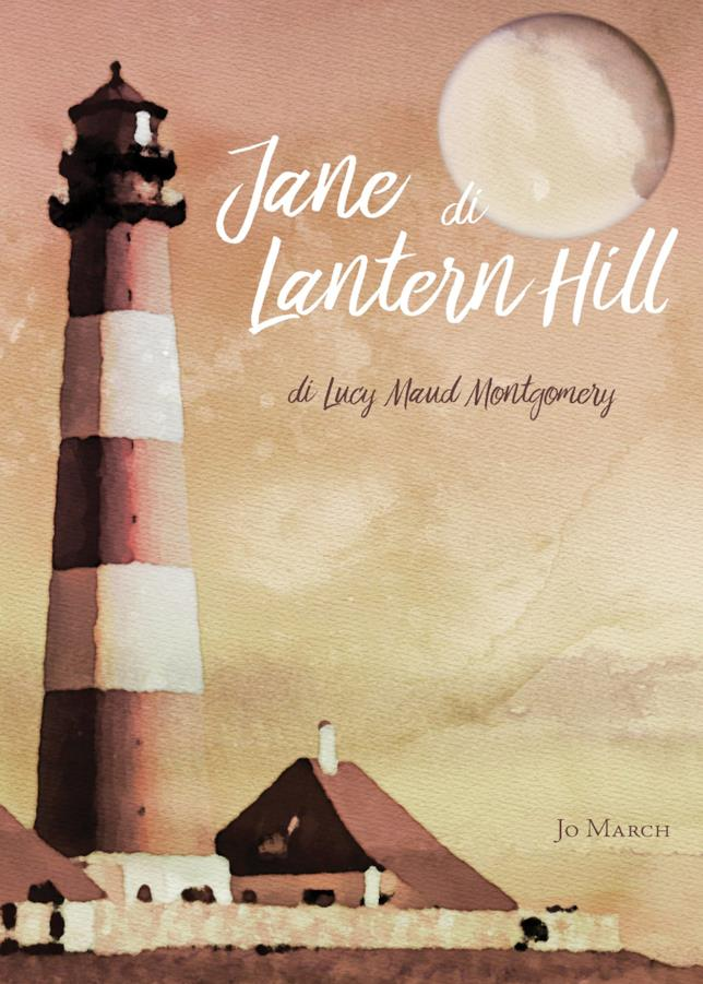 La copertina di Jane di Lantern Hill