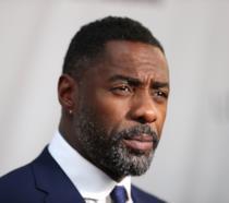 Un recente scatto che ritrae Idris Elba