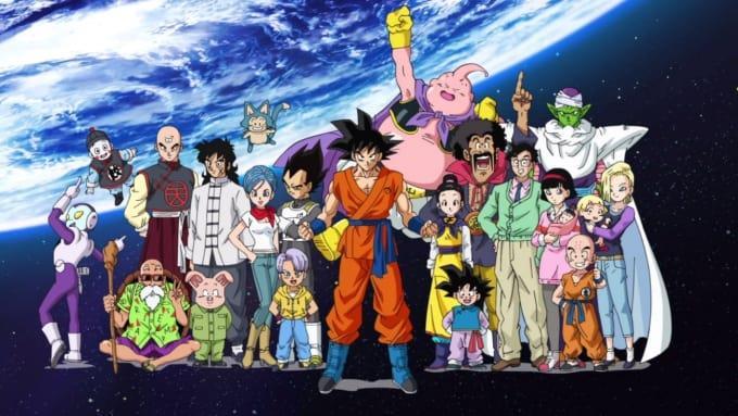 Dragon Ball Super serie animata