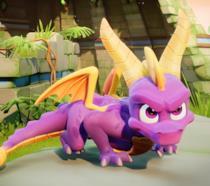 Spyro in azione nella trilogia rimasterizzata