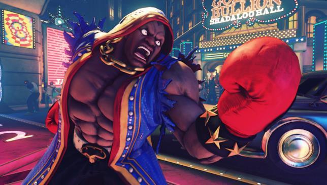 Balrog, pugile da sempre presente in Street Fighter
