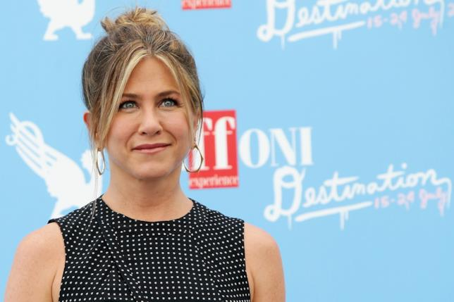 Jennifer Aniston ospite del Giffoni Film Fest 2016