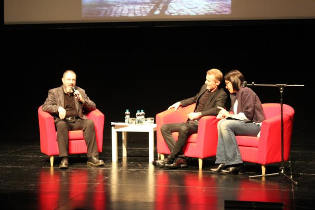 In occasione dell'uscita di Sete, Jo Nesbø e Carlo Lucarelli parlano di crime e scrittura