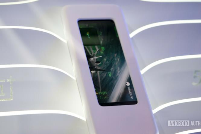 Foto di OnePlus 5G scattata al MWC2019