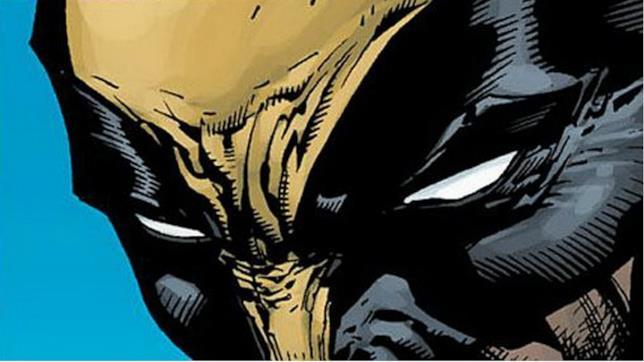 Un dettaglio sul feroce sguardo di Wolverine