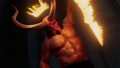Hellboy: il trailer red band e nuovi poster del reboot
