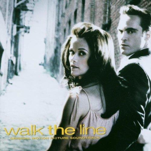 Copertina colonna sonora Walk the Line
