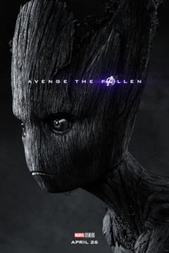 Avenger the fallen, i caduti: Groot