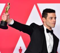 L'attore premio oscar Rami Malek