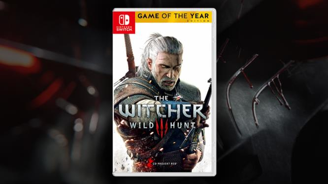 The Witcher 3 è già disponibile per l'acquisto su Nintendo Switch