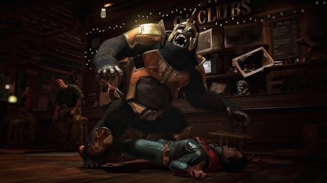 Gorilla Grodd contro Superman