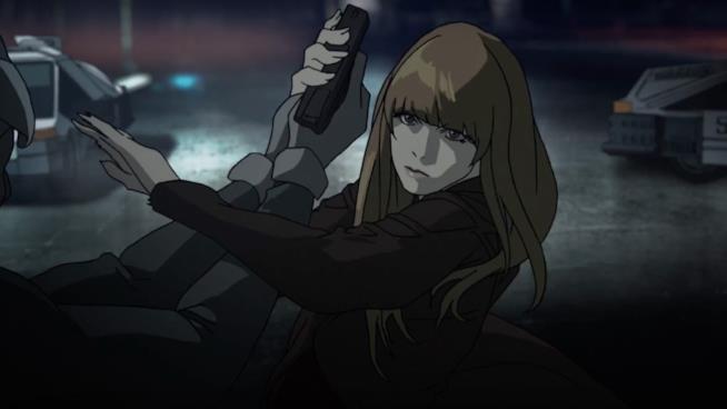 Blade Runner - Black Lotus è la serie TV d'animazione nel mondo di Blade Runner