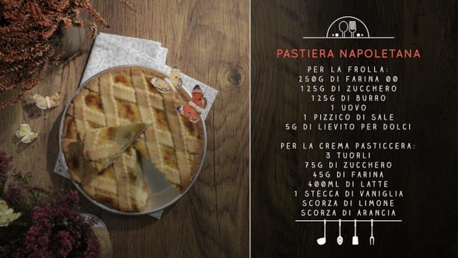 La ricetta della pastiera napoletana