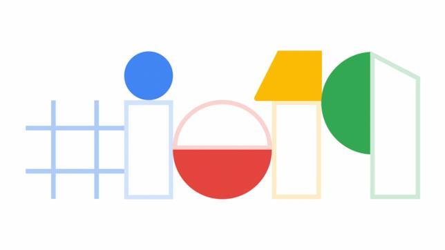 Il logo della Google I/O 2019