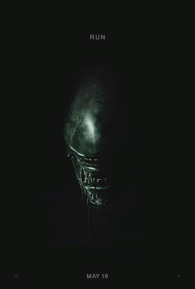 Poster di Alien: Covenant