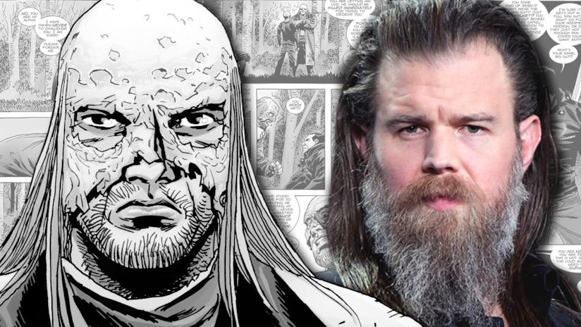 The Walking Dead: Ryan Hurst sarà Beta