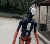 Il robot comparso nella serie web Adam