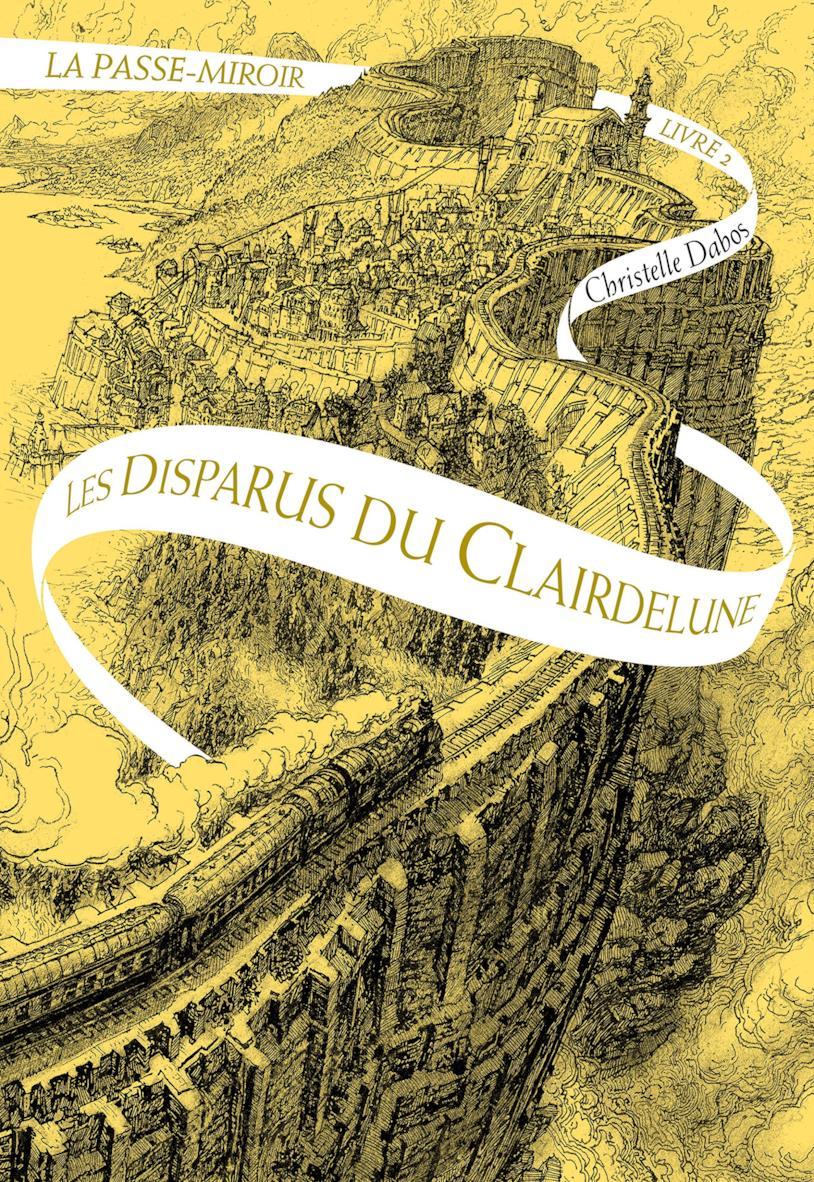 La copertina francese del secondo volume della saga dell'Attraversaspecchi