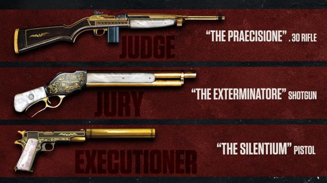 Armi bonus di Mafia III