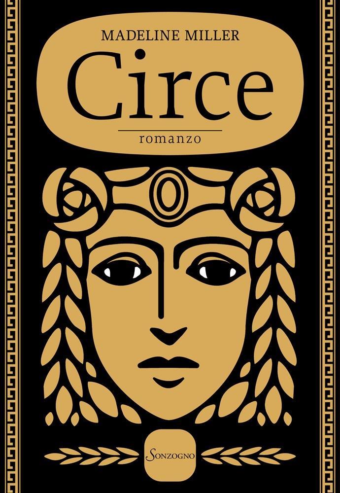 La cover di Circe, il bestseller di Madeline Miller