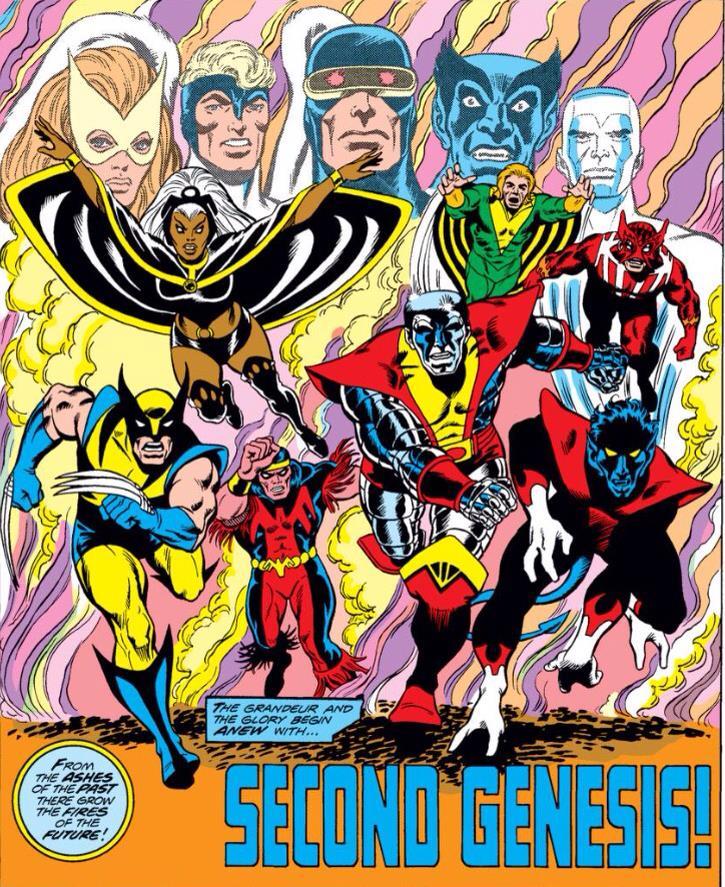 Thunderbird e gli X-Men
