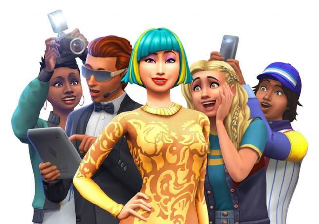 Nuove Stelle è il nuovo DLC di The Sims 4