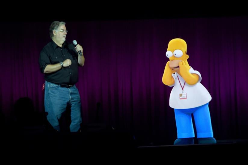 Matt Groening e Homer