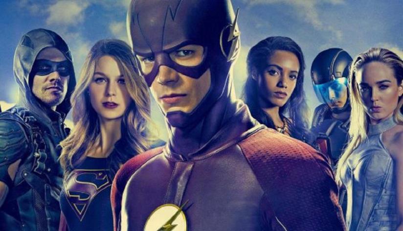 Flash, Supergirl, Freccia Verde e altri protagonisti dell'Arrowverse
