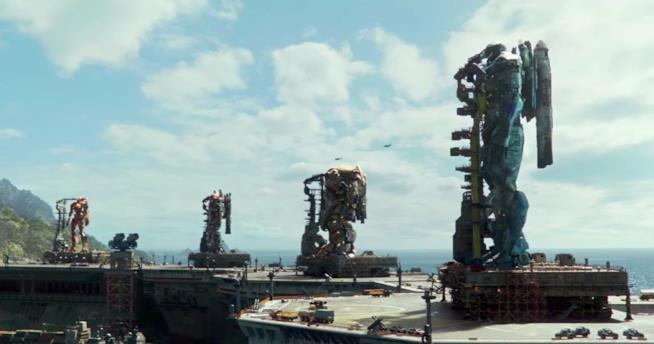 Gli Jaeger tornano in Pacific Rim: La rivolta