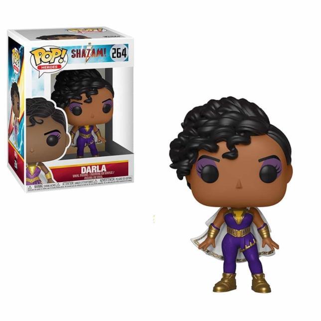 Funk POP! di Darla, con scatola e senza scatola
