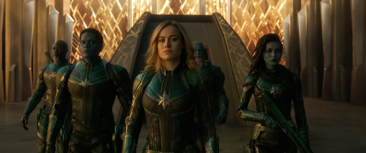 Captain Marvel come membro della Starforce