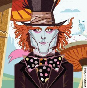 Johnny Depp: la carriera in una GIF