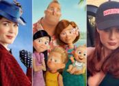 Mary Poppins Returns, Gli Incredibili 2 e Captain Marvel