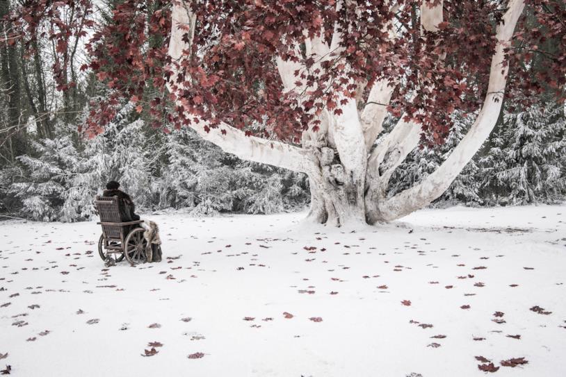 Bran Stark a Grande Inverno
