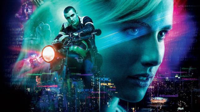 Dave Franco ed Emma Roberts nel film Nerve