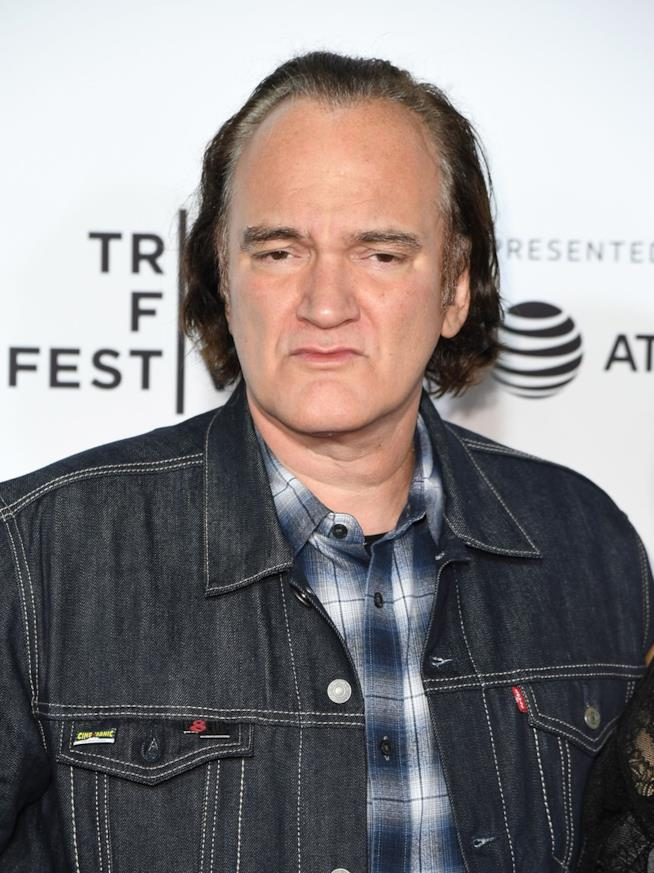 Quentin Tarantino a Tribeca
