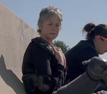 Carol in una scena del trailer