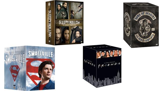 Serie TV Warner Bros. in Home Video su Amazon