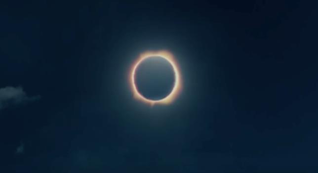 Il momento dell'eclissi di Apocalypto