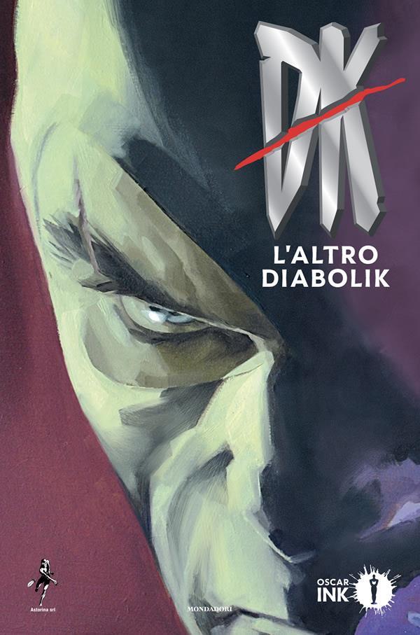 La copertina DK