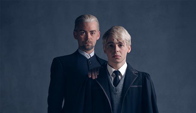 Alex Price e Anthony Boyle