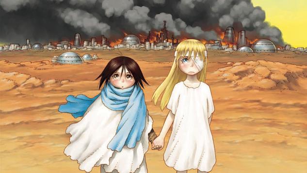 Battle Angel Alita terza serie