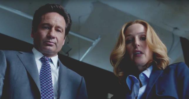 X-Files la miniserie episodio 4