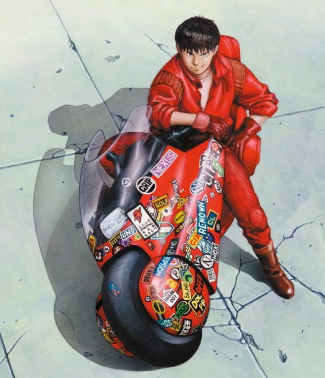 Comicon celebra Akira con una mostra